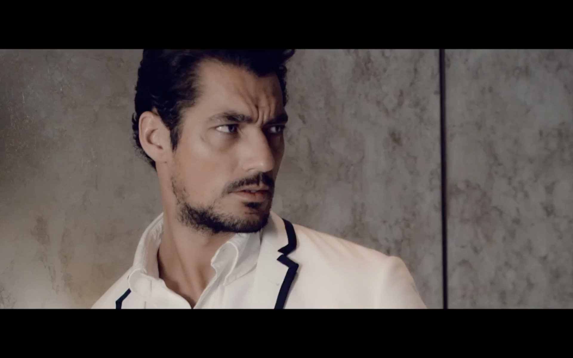 David gandy screencaps gq taiwan preview 3 an afternoon with